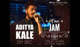 Christmas Jam at West India Co.